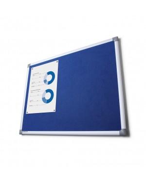 SCRITTO® Prikbord Vilt Blauw
