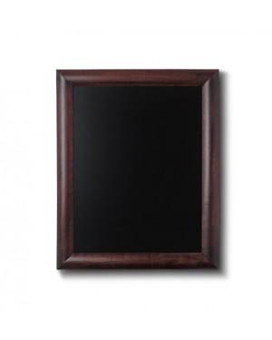 Krijtbord Donkerbruin 30x40 cm