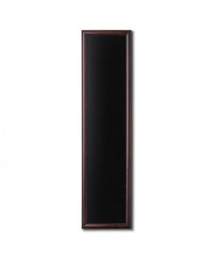 Krijtbord Donkerbruin 35x150 cm