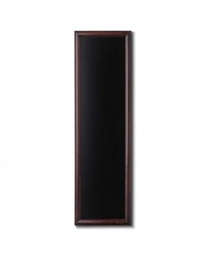 Krijtbord Donkerbruin 40x120 cm