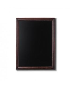 Krijtbord Donkerbruin 50x60 cm