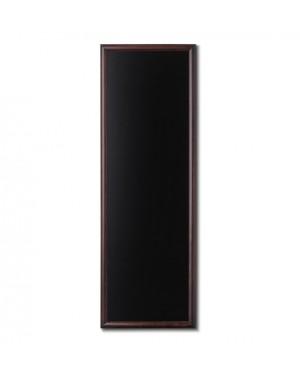 Krijtbord Donkerbruin 56x150 cm