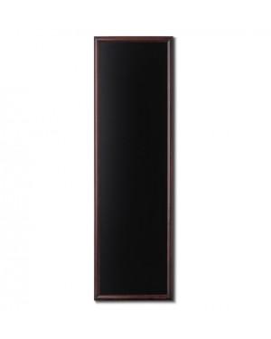 Krijtbord Donkerbruin 56x170 cm