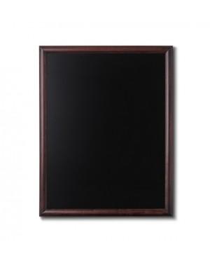 Krijtbord Donkerbruin 70x90 cm