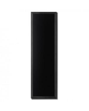 Krijtbord Zwart 56x170 cm