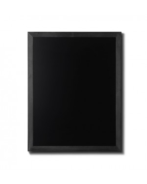 Krijtbord Zwart 70x90 cm