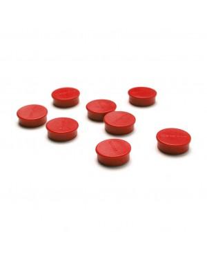 Magneten 35mm rood