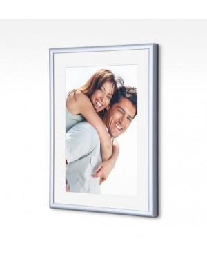 Fotolijst Aluminium SCRITTO® 9,6 mm Verstek