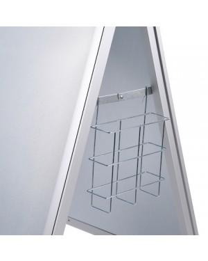 Folderhouder A-Model Stoepbord