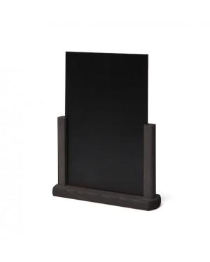 Krijtbord Tafel Zwart A4