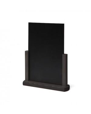 Krijtbord Tafel Zwart A5