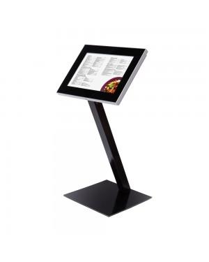 Menubord A2 Premium Staand LED-verlicht